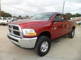 dodge trucks for sale in louisiana 2011 dodge ram 2500 for sale in lafayette louisiana