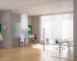 internal doors glass frameless interior glass doors