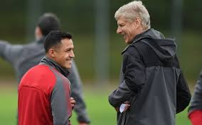 alexis sanchez wife alexis sanchez is back in arsenal training and going nowhere says
