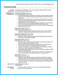 Structure Of Resume Call Center Resume Examples The Most Awesome Call Center Skills