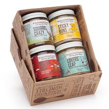 new honey gift set
