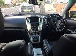 lexus rx for sale in aberdeen 2007 lexus rx 400h 3 3 sr hybrid cvt auto 5 door estate in