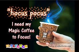 Coffee Magic magic coffee magic coffee trivia and coffee