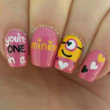 nails you u0027re one in a minion u203f see my despicable me minions