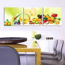 modulare k che 3 stück leinwand küche obst bilder drucken öl wandmalereien