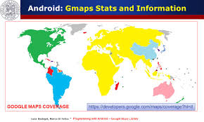 Google Com Maps Programming With Android Localization And Google Map Services