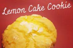 use gf betty crocker yellow cake mix gf lemon cake cookies