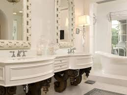 Bathroom Mosaic Tile Ideas Bathroom Baseboards Chandelier Crown Molding Double Sinks