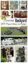 awesome backyard diy project ideas on budget