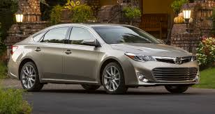 2014 toyota avalon overview cargurus