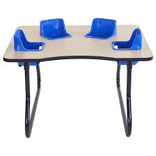 toddler feeding tables 4 6 8 seat toddler table interactive