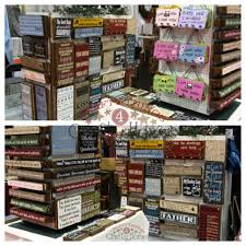 craft show display for wood signs google search craft n home