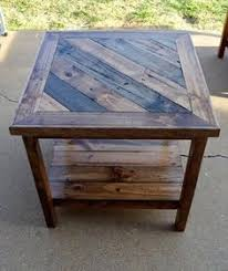 The Feminist Mystique Diy Rustic Wood Coffee Table Farm Table by First Ever Project The Rustic X Side Table Living Room Tutorials