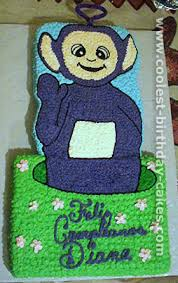 coolest teletubbies cakes on the web u0027s largest homemade birthday
