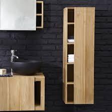 Meuble Colonne Cuisine Ikea by Cuisine Colonne En Teck U2013 Vente De Colonnes Salle De Bain Typo