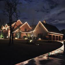 christmas light installation christmas light installation evergreen landscaping