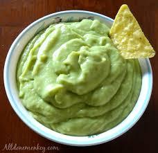 las posadas creamy avocado salsa recipe all done monkey