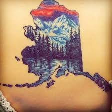 best 25 alaska tattoo ideas on pinterest tattoo mountain
