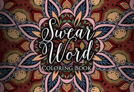 swear word coloring book for coloring world