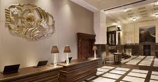 Hotel Lobby Reception Desk by Park Hyatt Vienna Hotel Review Gtspirit