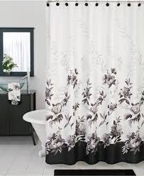 shower curtains country shower curtains and accessories lenox moonlit garden shower curtain and bath accessories
