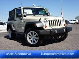 used jeep wrangler az used jeep wrangler for sale in az 104 used wrangler