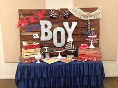 nautical baby shower ideas nautical baby shower baby shower javan s beachy nautical baby