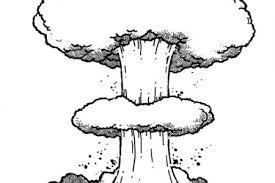 bomb mushroom cloud clip art uk da