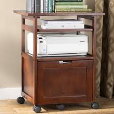 Printer Stand Cabinet Office Furniture You U0027ll Love Wayfair