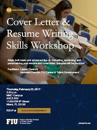advanced resume writing tips upcoming events cover letter resume writing skills workshop
