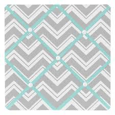 amazon com sweet jojo designs gray and white trellis print