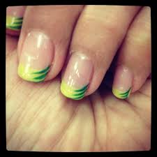 green bay packers nail design green bay packers pinterest