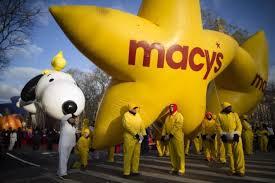 macy s thanksgiving day parade buzz lightyear balloon sent