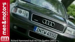 2001 audi a6 review richard hammond audi a6 4 2l quattro 2001
