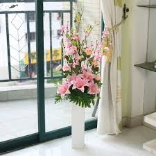 artificial flower decorations for home dining room design awesome artificial flowers with sliding door