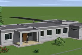 Building A House Plans 3 Bedroomed House Plans In Zimbabwe House Design Plans 3d House