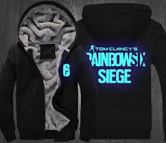 siege i size cheap tom clancy s rainbow six siege hoodie s winter