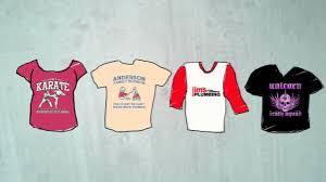 zazzle screen printing for custom t shirts how it u0027s done youtube