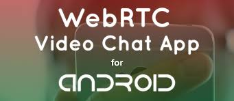 build an android webrtc video and chat pubnub