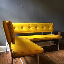 Yellow Table L Kitchen Ideas Kitchen Banquette Bench Counter Bench Corner Bench
