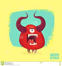 cute monster set for halloween stock vector image 77883987