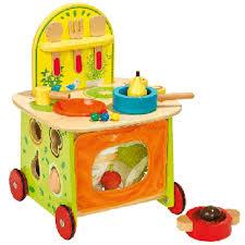cuisine bois nature et d馗ouverte jouet en bois nature et decouverte