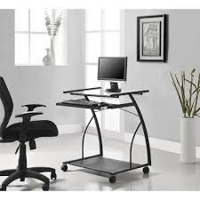 Black Home Office Desk by Altra Furniture Black Desk 9378196 The Home Depot
