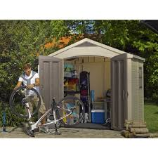Keter Woodland 30 Keter Plastic Sheds Review Image Review Image 8x6 Apex