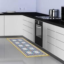 vente privee tapis de cuisine delester design batiwiz 8976