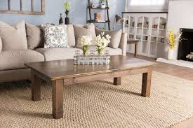 60 x 60 coffee table farmhouse coffee table james james furniture springdale arkansas