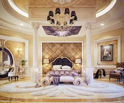 Royal Bedroom by Luxury