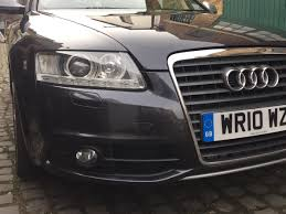 honeycomb fog grille mesh rs6 look audi sport net