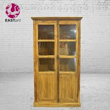 Retro Filing Cabinet Retro Furniture Vitrine Display Cabinet Old Antique Wood Veneer