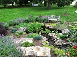 Small Backyard Pond Ideas 25 Backyard Pond Designs Outdoor Designs Design Trends